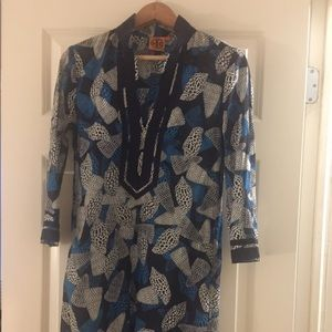 Tory Burch tunic in perfect condition